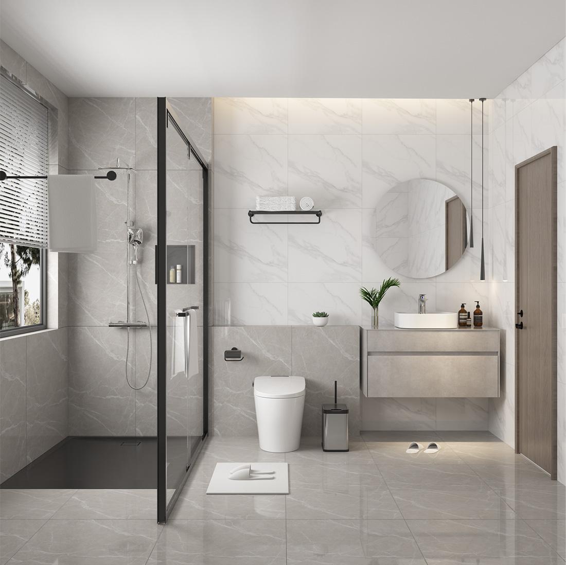 3.78㎡/#G1427221-V4 简约北欧风,浴室柜的颜值太高了