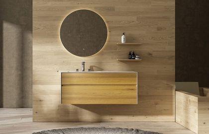 朵纳卫浴 Bosco 博斯克 岩板浴室柜