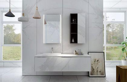 朵纳卫浴 Judy-pro 朱迪升级款 岩板浴室柜